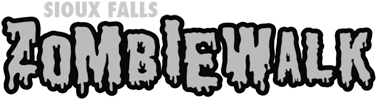 Sioux Falls Zombie Walk Logo