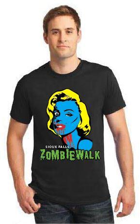 2016 Zombie Walk Shirt