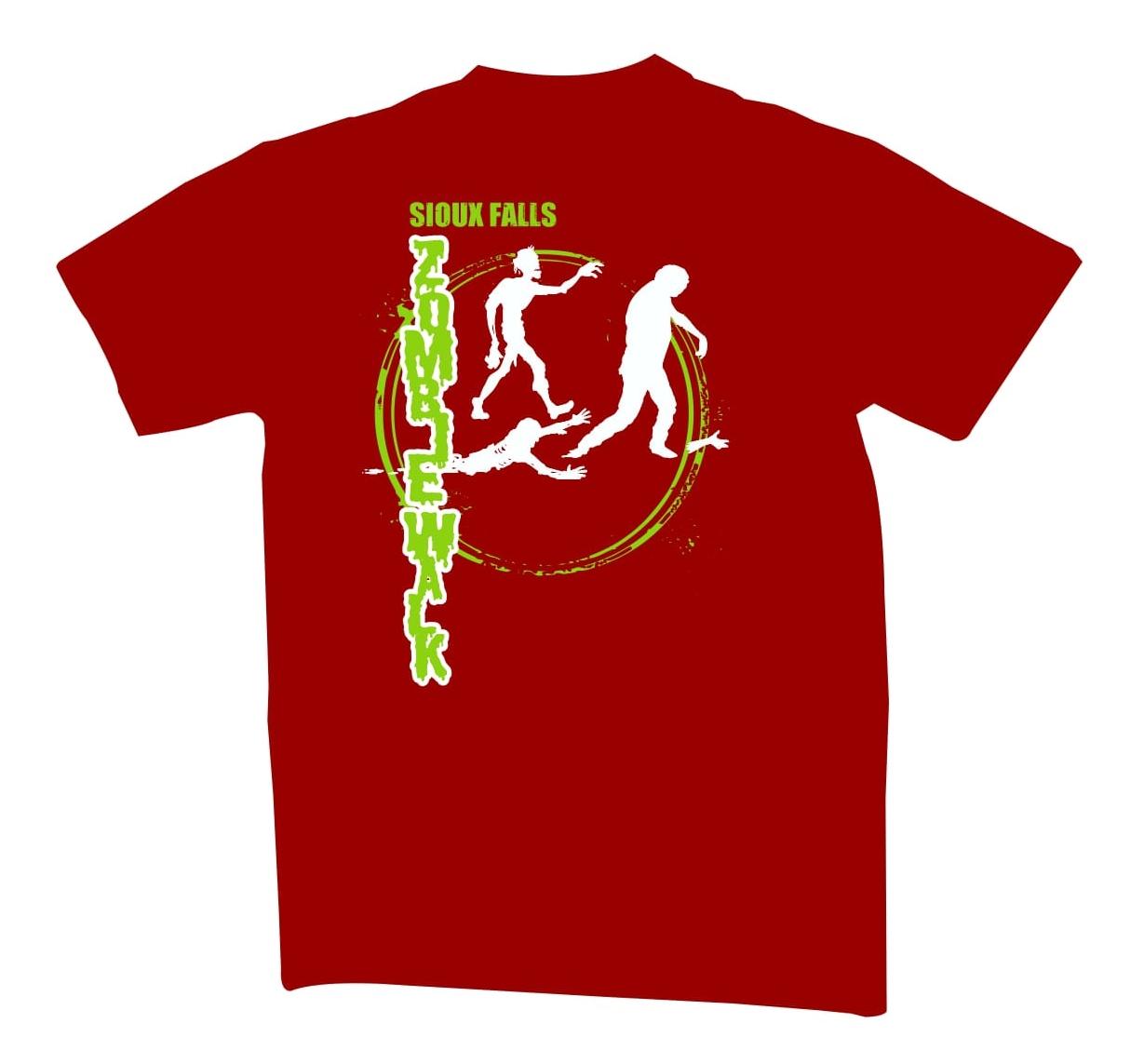 2017 Zombie Walk Shirt